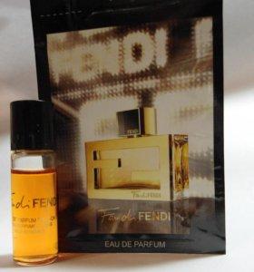 Fan di Fendi 2 пробника новые женский парфюм