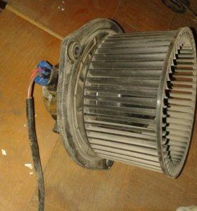 Мотор печки ваз 2112