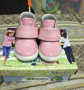 Ботинки для девочки TM Dandino