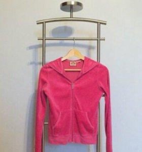 Велюровая куртка Juicy Couture