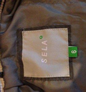 Куртка осенняя Sela