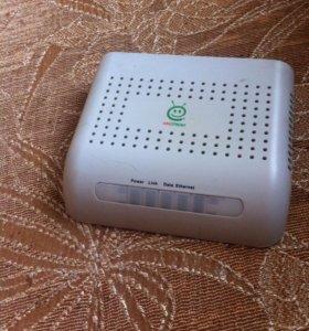 Модем для домашнего интернета