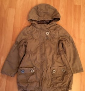 Куртка на девочку 6 лет