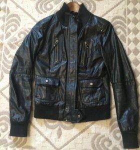 Куртка натуральная кожа р.42-44