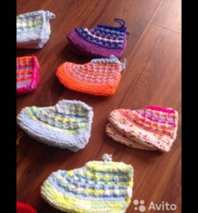 Пинетки и носки