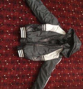 Куртка для мальчика р 152