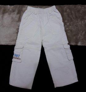 Новые вельветовые брюки