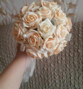 Букет-дублер свадебный