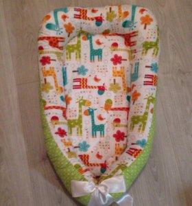 Продам гнездышко для новорожденного