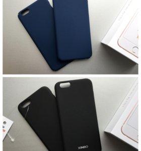 Пластиковые чехлы на iPhone 6/6s