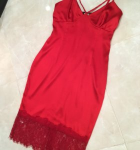 Новое платье-комбинация