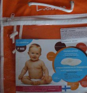 Подушка ортопедическая для малышей