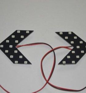 Светодиодные повторитель поворотов