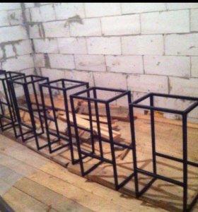 Каркасы стульев и столов