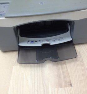 Принтер сканер hp psc 1410