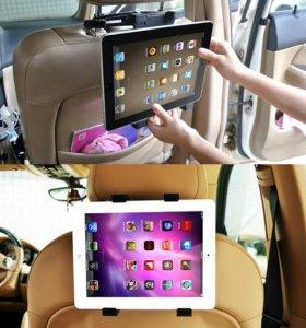Держатель крепёж авто планшет сиденье подголовник