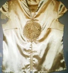 Блуза 46 L размер.