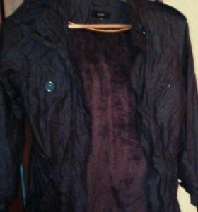 Куртка + плащ