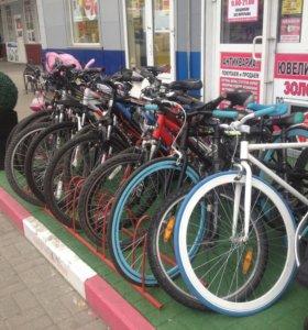 Распродажа велосипедов от 1000 р