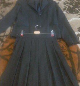 Школьная форма (школа N3) для девочки размер 42-44