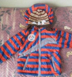 Куртка осень-весна на мальчика