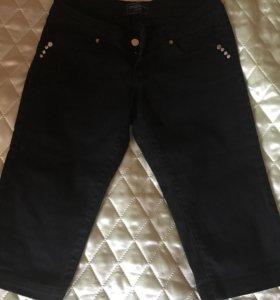 Бриджи джинсовые Motivi 42размер