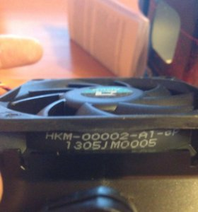 Вентилятор охлаждения для процессора amd