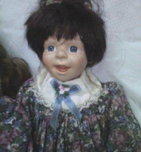 Куклы мимические -фарфор