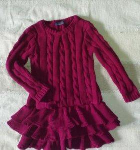 Платье для девочки 80-86 Minoti