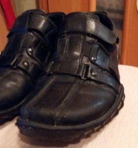 кроссовки-ботинки р.36