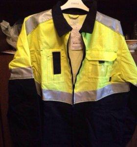 Спец одежда. Куртка летняя