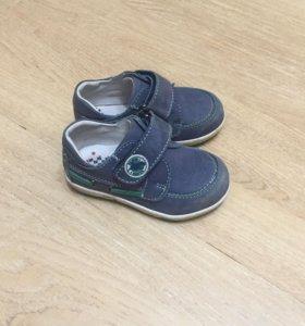 Осенние ботинки 21 рр