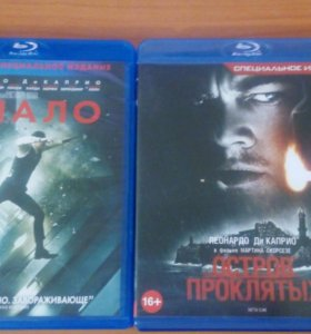 Начало | Остров проклятых | И ещё. Blu-ray!