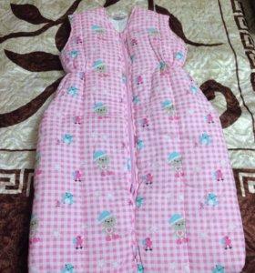 Спальный мешок Topomini