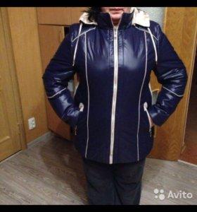Куртка 50-52 р. Новая !