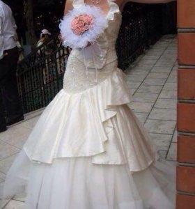 Платье свадебное ...