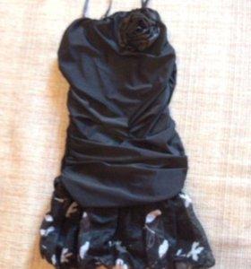 Платье для девочки ростом 128-134 см