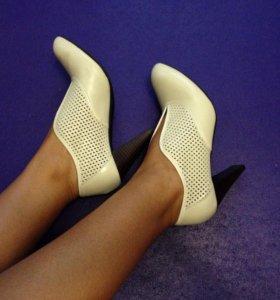 Туфли кожаные Rockport