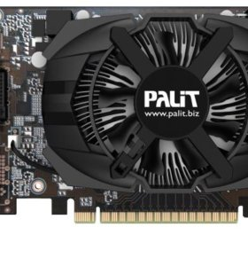 Видеокарта Palit GeForce GTX 650