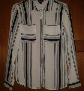 ♡Новая Рубашка Lindex