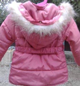 Курточка майорал