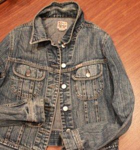 Джинсовая куртка оригинал  miss sixty