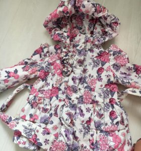 Куртка демисезон на девочку 3-5 лет