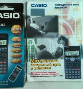 Калькулятор Casio 401 функция