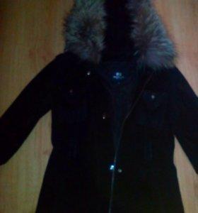 Куртка -натуральный замш