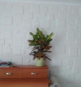 3д плитка для оформления стен