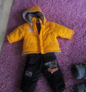 Куртка холодная весна.теплая зима