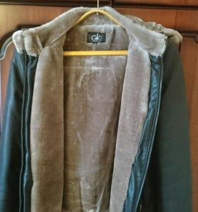 Куртка зимняя бу