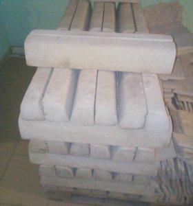 Отливы из искусственного камня