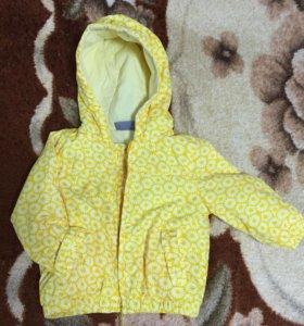 Куртка весенне/летняя